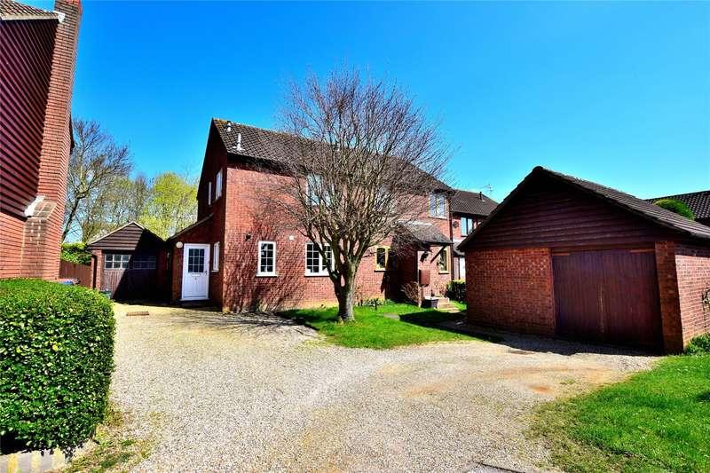 3 Bedrooms Semi Detached House for sale in Bishop's Stortford