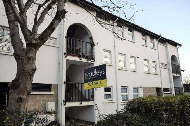 2 Bedrooms Flat for sale in Great Western Close, Paignton, Devon