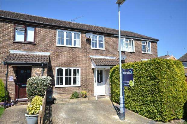 3 Bedrooms Terraced House for sale in Saturn Close, Wokingham, Berkshire