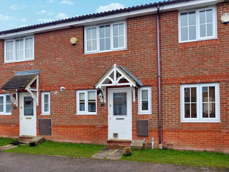 2 Bedrooms Terraced House for sale in Ferndale , Yaxley, Peterborough, PE7 3ZQ