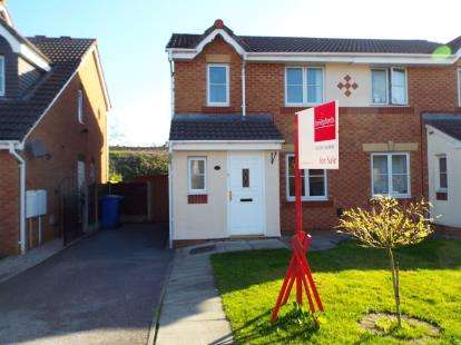 3 Bedrooms Semi Detached House for sale in Redwood Drive, Chorley, Lancashire