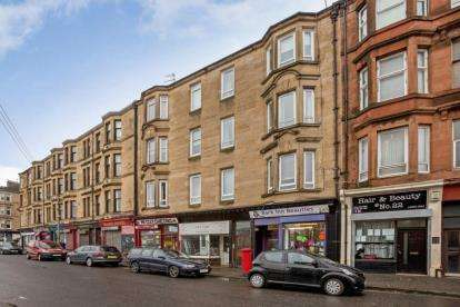 2 Bedrooms Flat for sale in Hamilton Road, Rutherglen