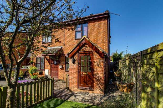 2 Bedrooms End Of Terrace House for sale in Alton, Hampshire