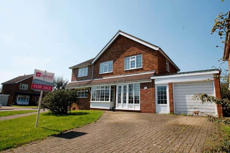 5 Bedrooms Detached House for sale in Home Close, Sharnbrook