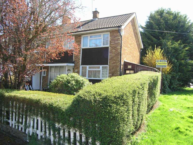 3 Bedrooms Semi Detached House for sale in Blackwell Drive, Oxhey