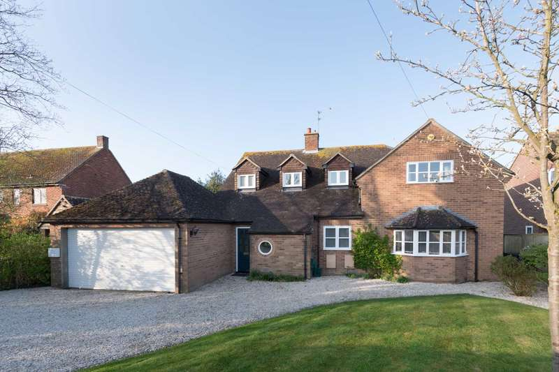 6 Bedrooms Detached House for sale in Hatchards, Watlington