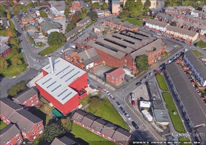 Land Commercial for sale in Rifle Street, Oldham