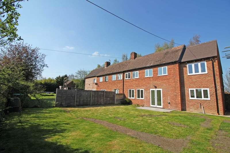 4 Bedrooms Semi Detached House for sale in Crown Lane, South Moreton