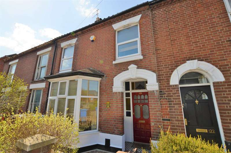 3 Bedrooms Terraced House for sale in Sprowston Road, North City