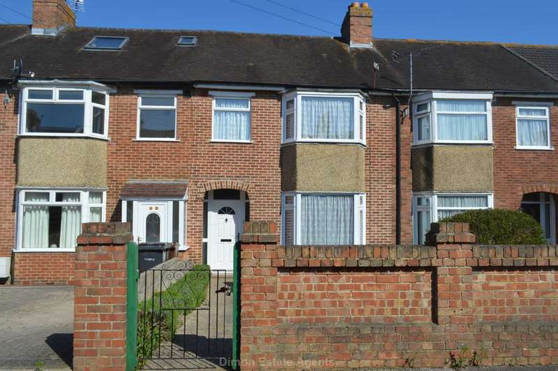 3 Bedrooms Terraced House for sale in Park Road, Alverstoke