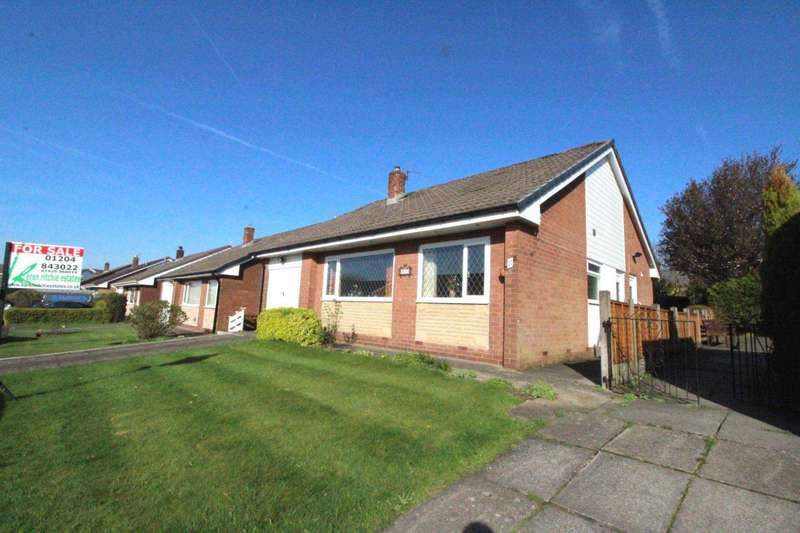3 Bedrooms Detached Bungalow for sale in Caithness Drive, Bolton