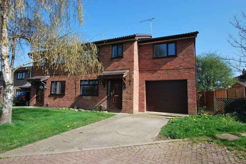 4 Bedrooms Semi Detached House for sale in Byron Close, Blacon, Chester
