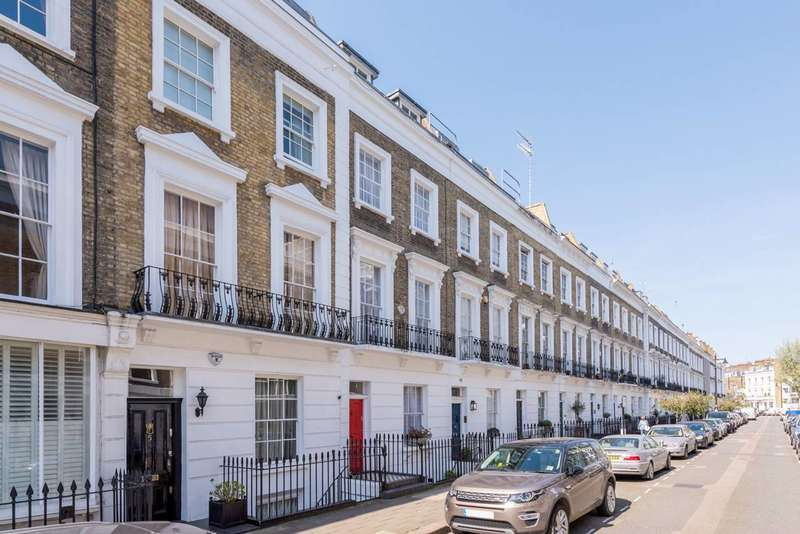 6 Bedrooms House for sale in Moreton Terrace, Pimlico, SW1V