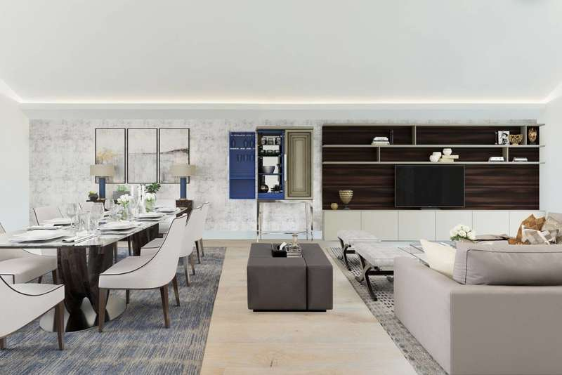 5 Bedrooms House for sale in Fulham Riverside, Sands End, SW6
