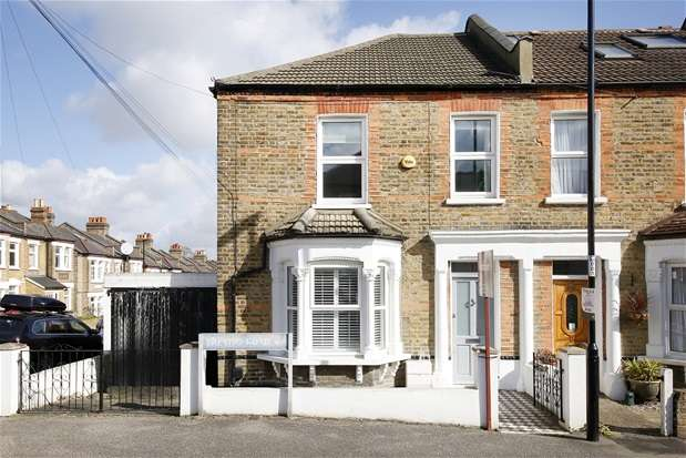 3 Bedrooms End Of Terrace House for sale in Treviso Road, Forest Hill