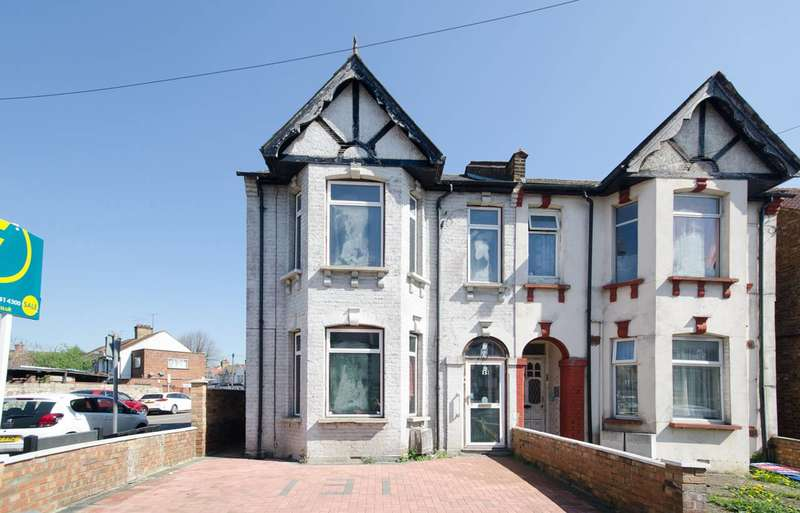 4 Bedrooms House for sale in London Road, Wembley, HA9