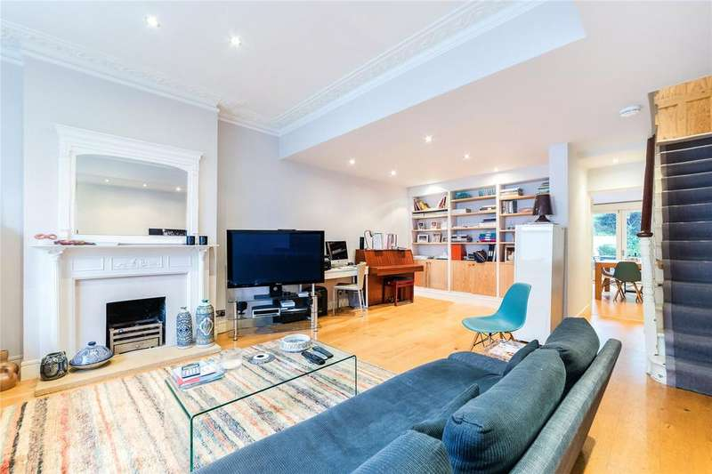 4 Bedrooms End Of Terrace House for sale in Cortayne Road, Parsons Green, Hurlingham, Fulham, SW6