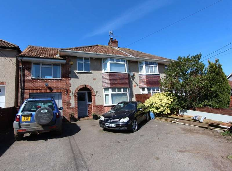 4 Bedrooms Semi Detached House for sale in Non-estate home in Langford