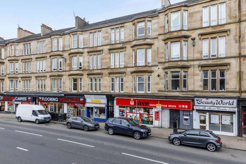 2 Bedrooms Flat for sale in 65 Clarkston Road, Cathcart, G44 3BQ