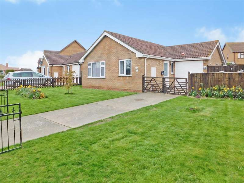 2 Bedrooms Detached Bungalow for sale in Brewster Lane, Wainfleet, Skegness, PE24 4QJ