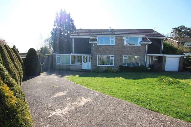 3 Bedrooms Semi Detached House for sale in Pentwyn, Radyr, Cardiff