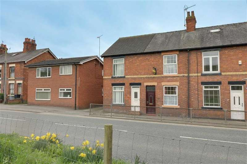 2 Bedrooms Terraced House for sale in Booth Lane, Middlewich