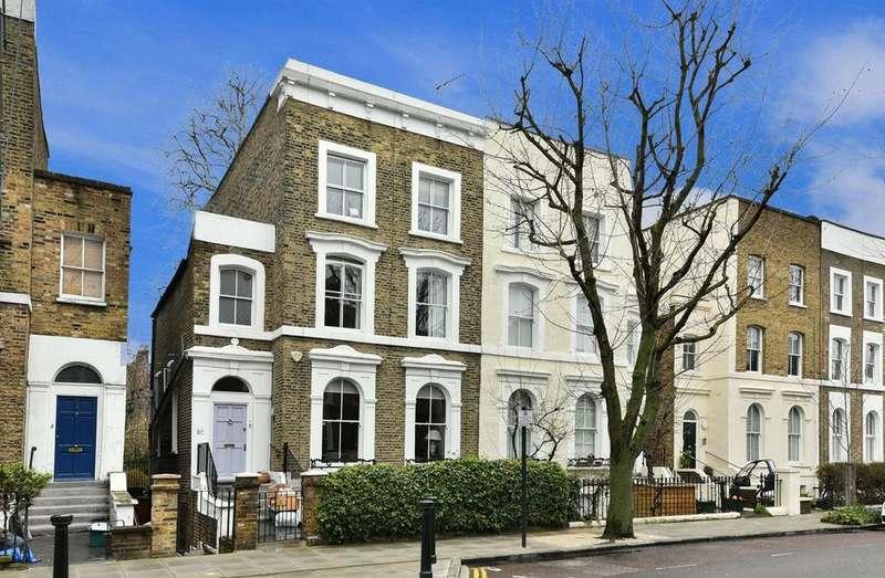4 Bedrooms Terraced House for sale in Englefield Road, London N1