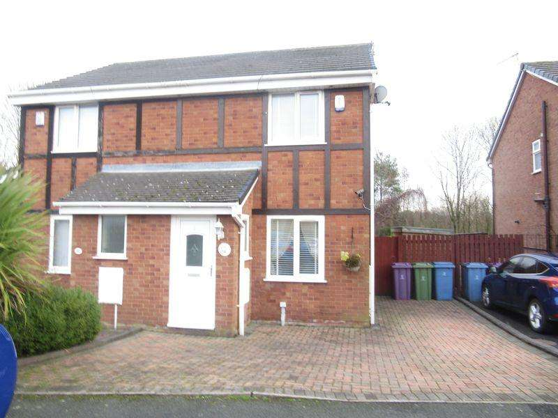 2 Bedrooms Semi Detached House for sale in Burghill Road, Liverpool, L12 0PP