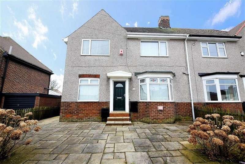 2 Bedrooms Semi Detached House for sale in Midmoor Road, Pallion, Sunderland, SR4