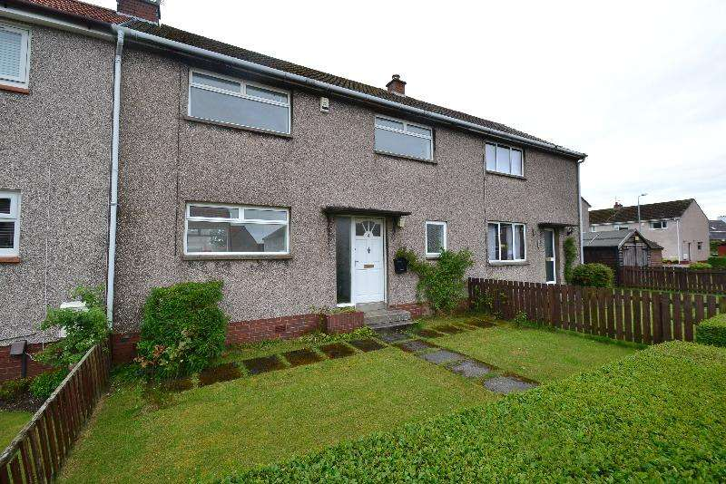 3 Bedrooms Terraced House for sale in George Terrace, Irvine, North Ayrshire, KA12 0TP