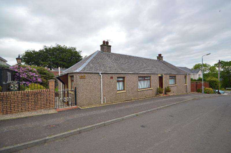 2 Bedrooms Bungalow for sale in Knockentiber Road, Springside, North Ayrshire, KA11 3BH