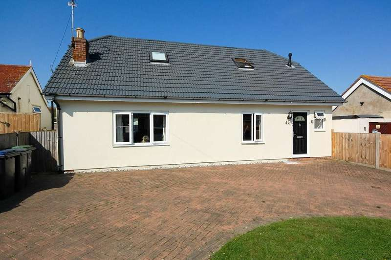 4 Bedrooms Detached Bungalow for sale in Hillman Avenue, Herne Bay