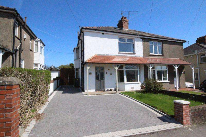 3 Bedrooms Semi Detached House for sale in Downton Road, Rumney