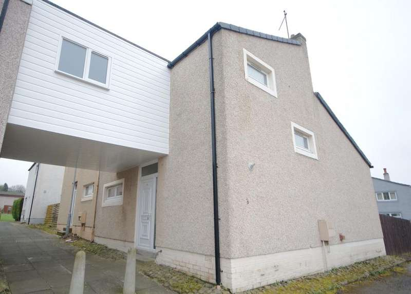 3 Bedrooms End Of Terrace House for sale in 41 Wotherspoon Drive, Boness EH51