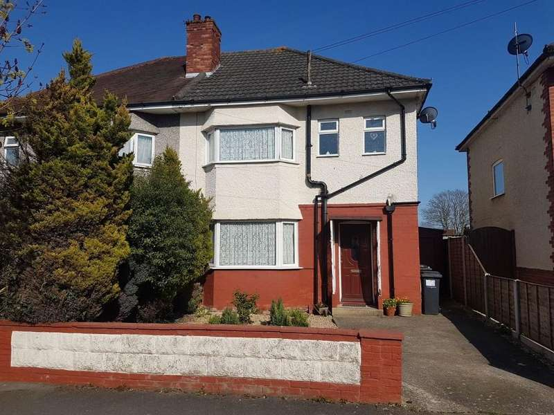 3 Bedrooms Semi Detached House for sale in Bradpole Road, Bournemouth