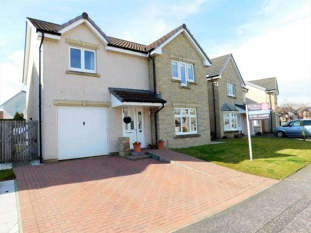 4 Bedrooms Detached House for sale in Tarmachan Road, Dunfermline, KY11