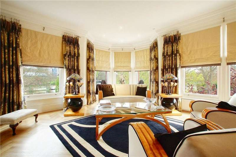 3 Bedrooms Flat for sale in Riverview Mansions, Clevedon Road, Twickenham, Richmond, TW1