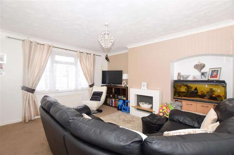 3 Bedrooms End Of Terrace House for sale in Grove Road, Maidstone, Kent