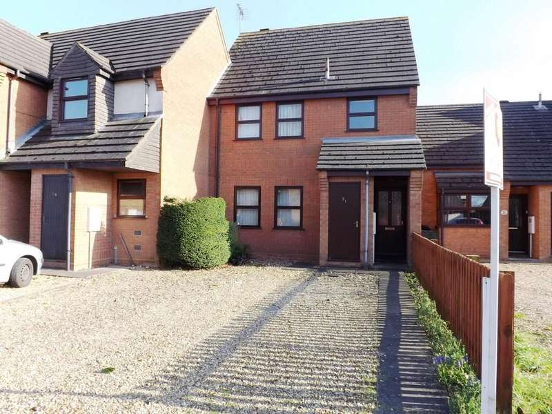 3 Bedrooms End Of Terrace House for sale in Holbeach