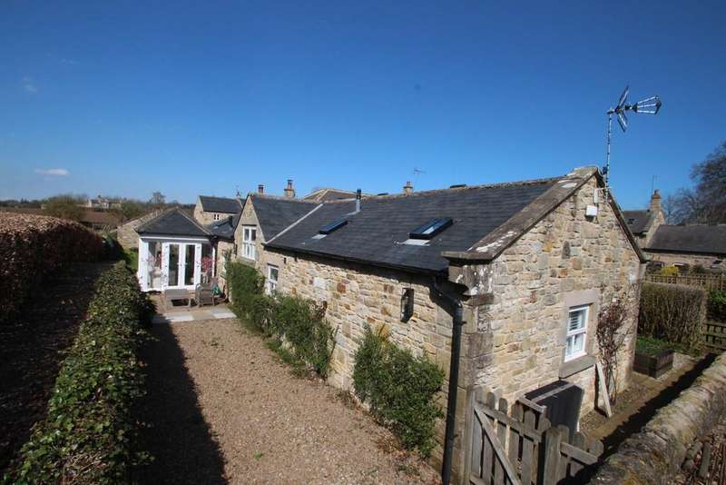 2 Bedrooms Semi Detached Bungalow for sale in Chishillways, Barrasford, Hexham