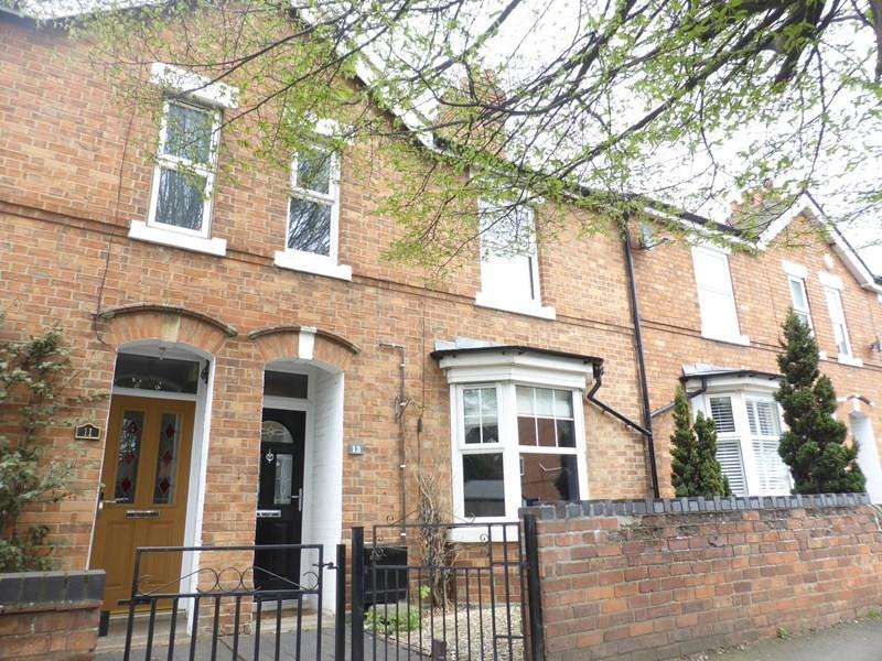 3 Bedrooms Terraced House for sale in Elm Road, Evesham