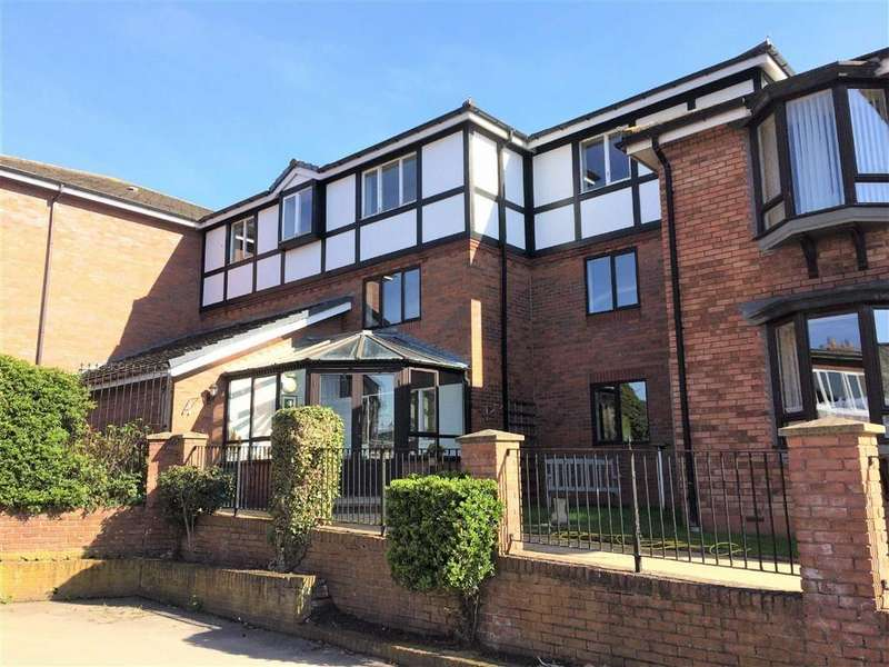 1 Bedroom Apartment Flat for sale in St Johns Park, Whitchurch, SY13