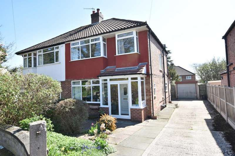3 Bedrooms Semi Detached House for sale in Orchard Close, Chester