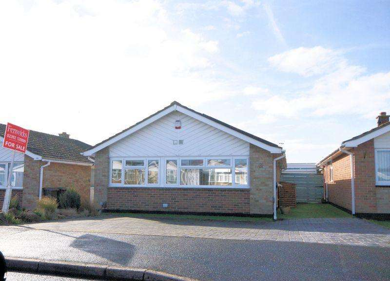2 Bedrooms Detached Bungalow for sale in Martello Close, Gosport