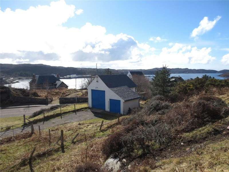 House for sale in Old Coastguard Building, Baddidaroch Road, Lochinver, IV27