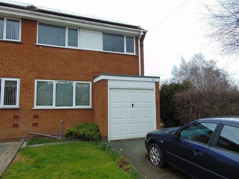 3 Bedrooms Semi Detached House for sale in School Street, Shelfield, Walsall