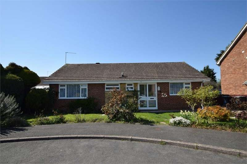 3 Bedrooms Detached Bungalow for sale in Oxendean Gardens, Willingdon, East Sussex