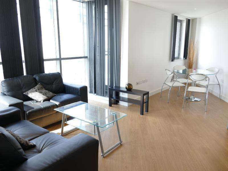 2 Bedrooms Apartment Flat for rent in ECHO CENTRAL, CROSS GREEN LANE, LEEDS, LS9 8FH
