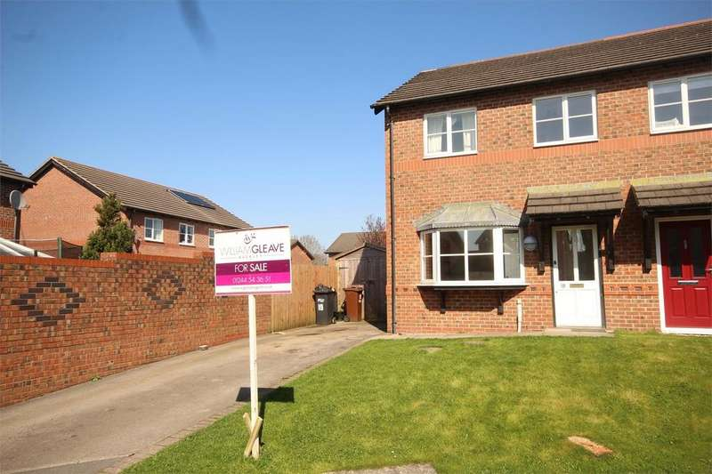 3 Bedrooms Semi Detached House for sale in Potters Way, Buckley, Flintshire