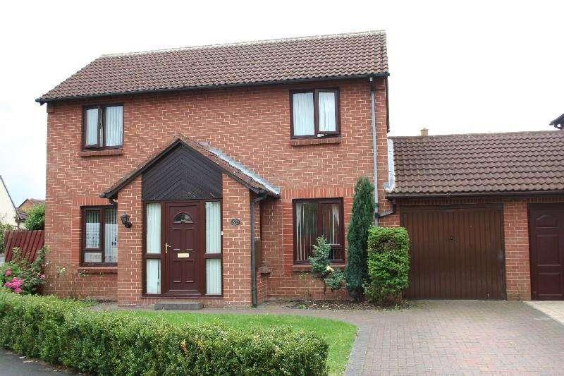 3 Bedrooms Detached House for sale in Copse Lane, Ingleby Barwick